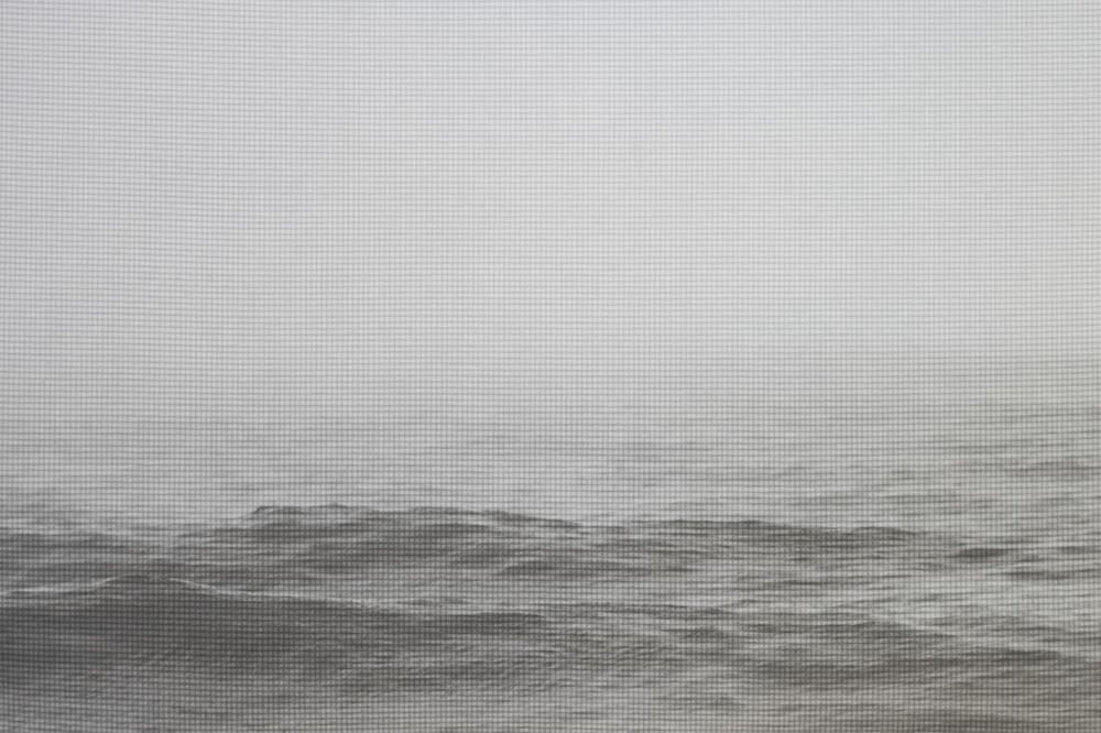 Screen Door  from the series  Sea Change ,  Mary Ellen Bartley