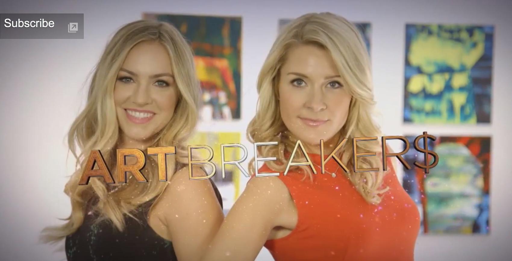 Screenshot from  Art Breaker$  trailer (via  YouTube )