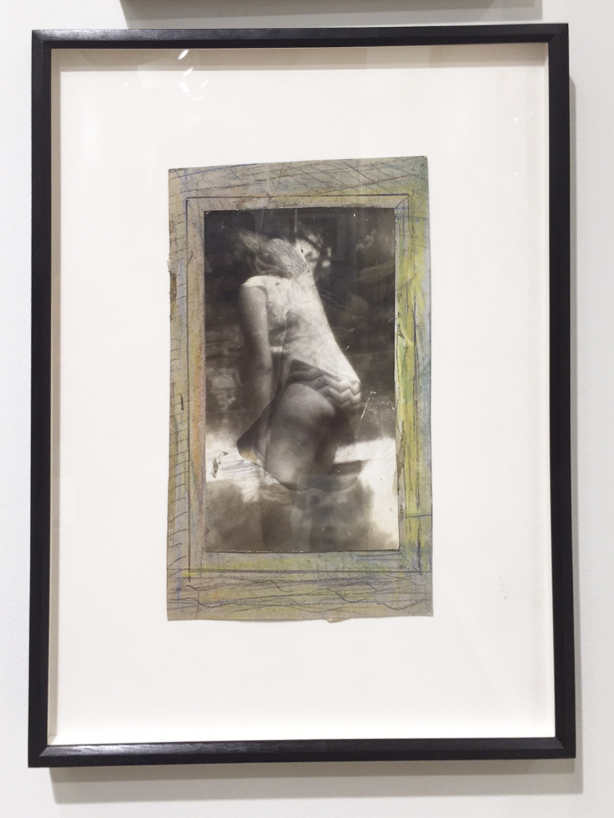 Miroslav Tichy at Cavin-Morris Gallery. Photo by the author.