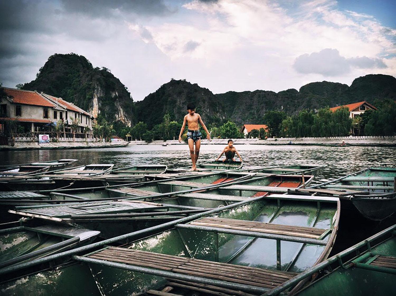 Hanoi ,  Tasha Van Zandt