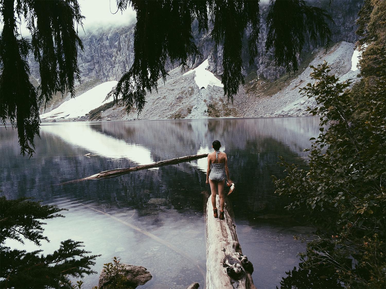 Lake Serene ,  Chrissie White