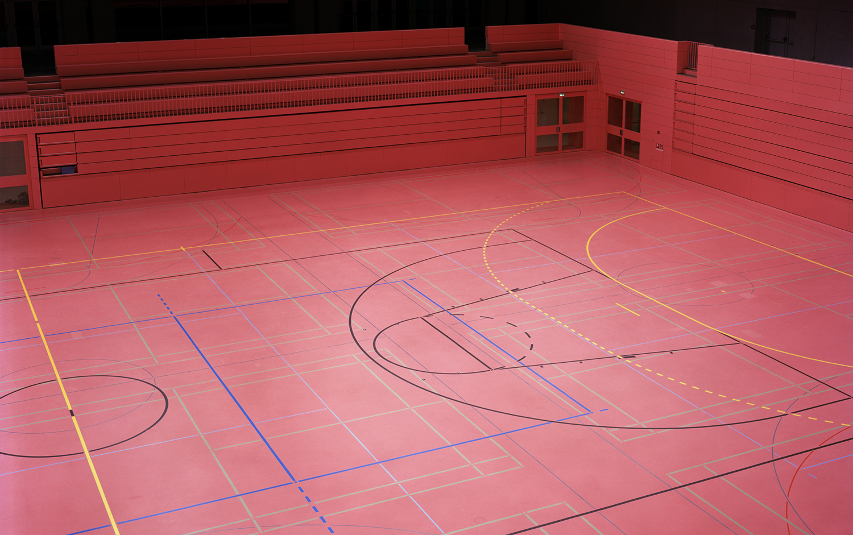 Sporthalle ,  Julian Faulhaber