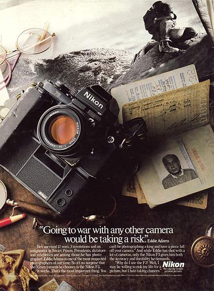 1989, Nikon