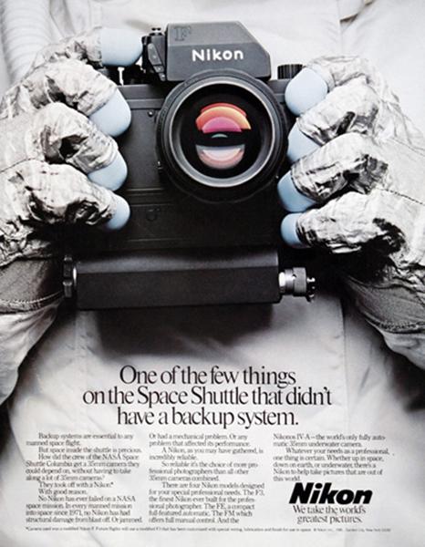 1980, Nikon