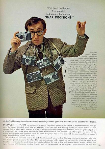 1966, Rangefinder