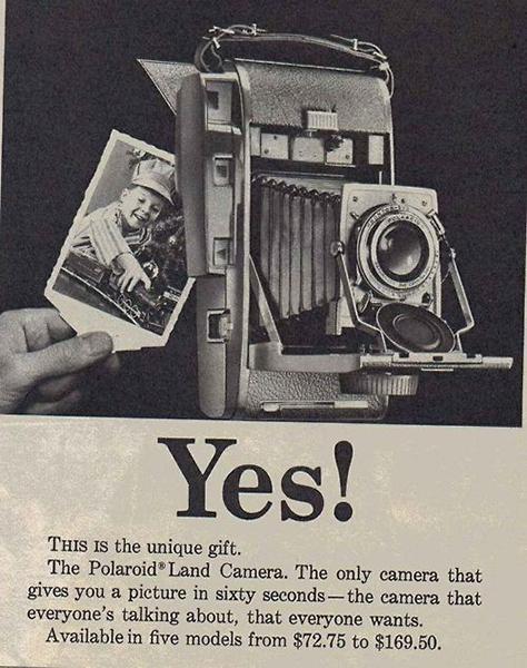 1957, Polaroid
