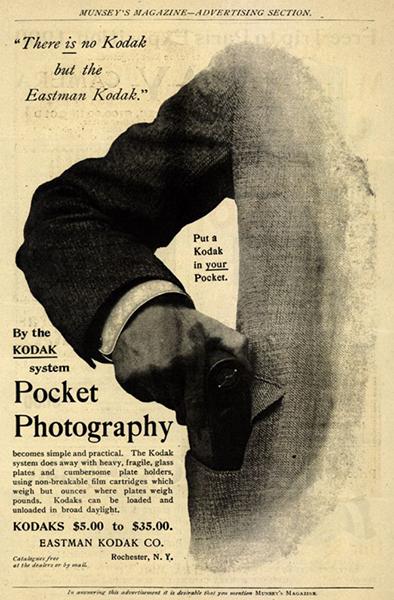 1899, Kodak