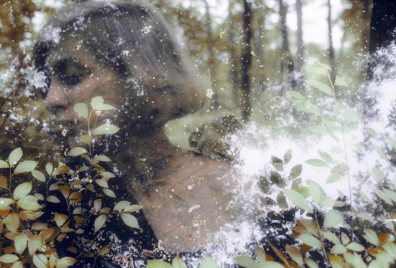 Untitled Self-portrait ,  Polina Washington