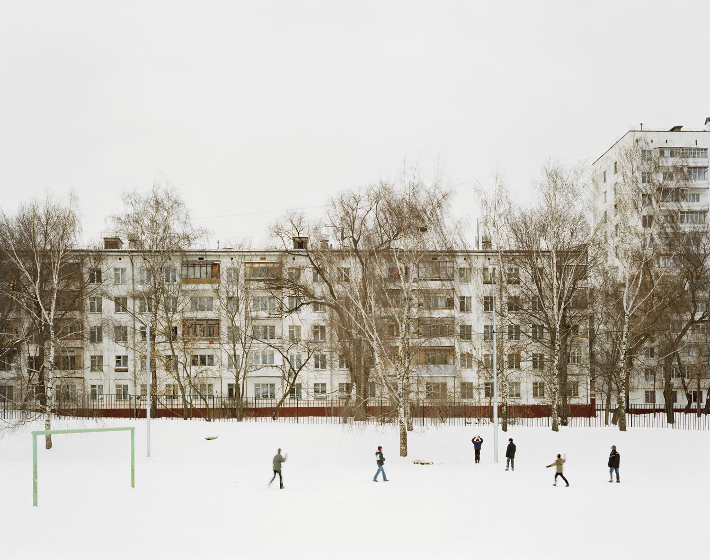 One Week in Moscow ,  Murray Ballard