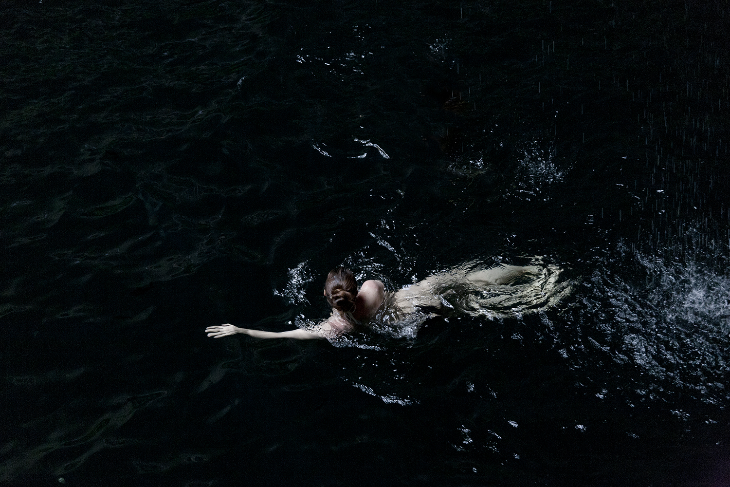 Swim #8229   Francine Fleischer  Archival pigment print 6 x 9 signed and numbered edition of 5 $175