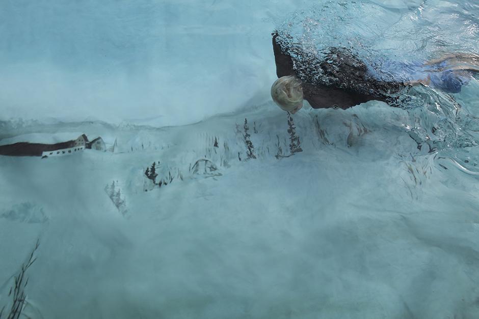 Susanna Majuri , Winter, 2009 , C-print, Courtesy of the artist