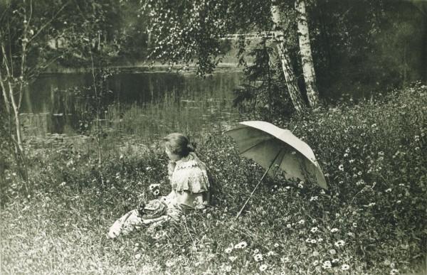 In Summer, Alexis Mazourine, 1989