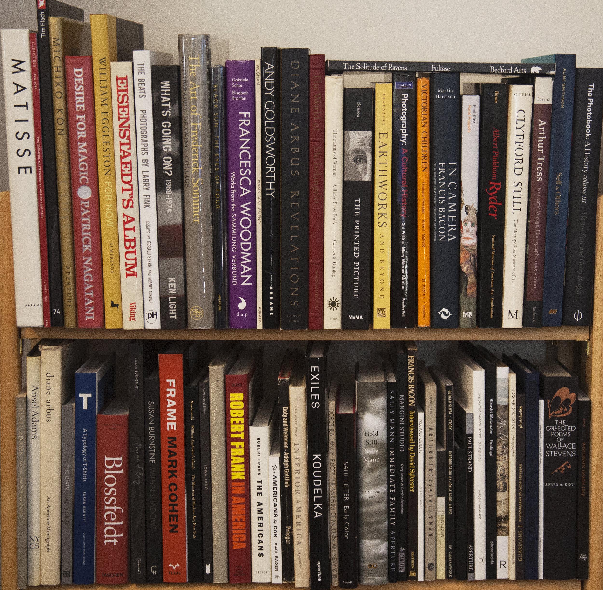 Susan Keiser 's orderly volumes.