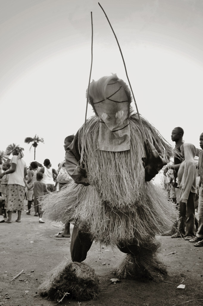 Rituals in Sierra Leone from the series Hidden Life