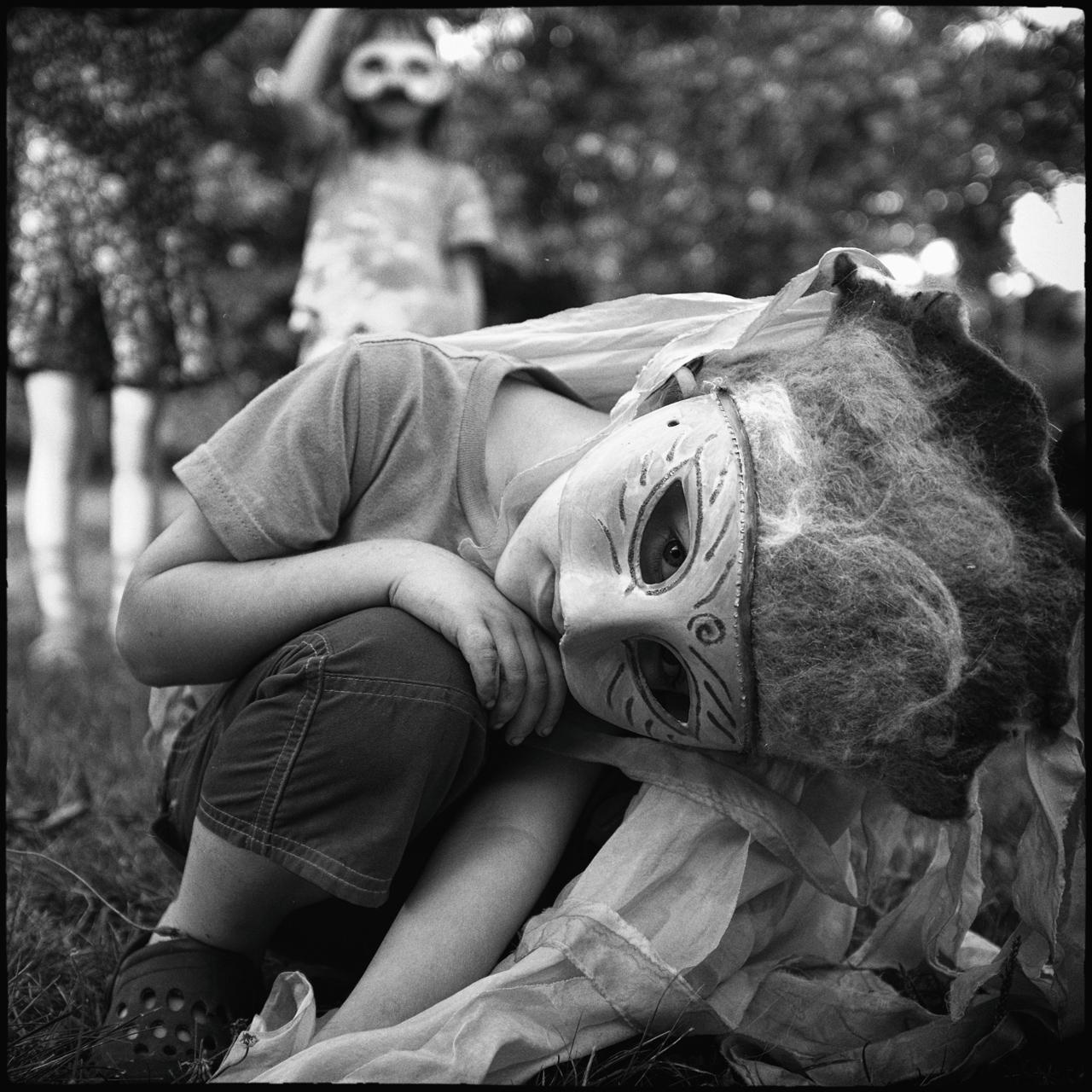Mask Play , Kathryn Oliver