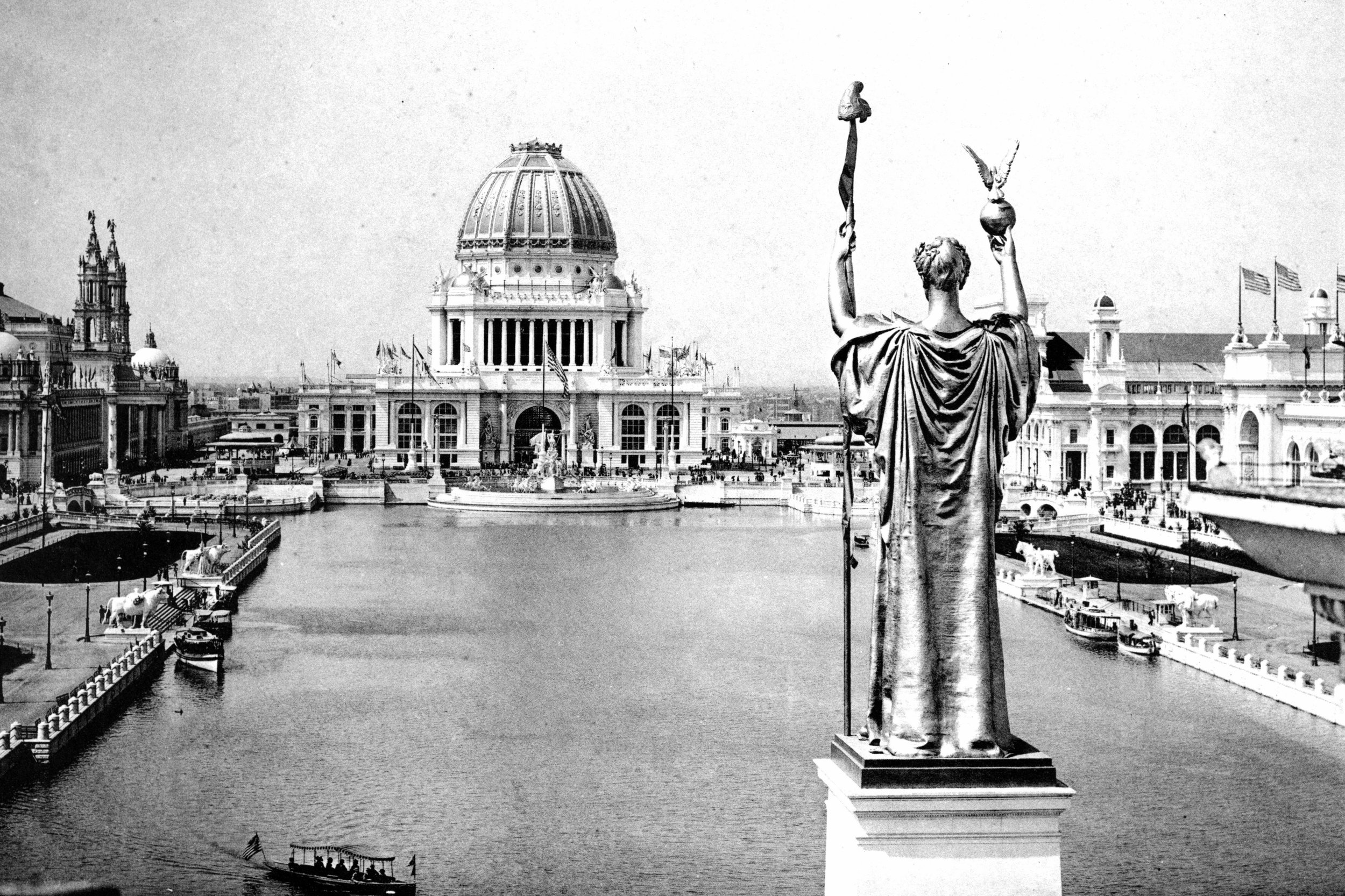 Charles Arnold, Court of Honor at the World's Columbian Exposition, 1893
