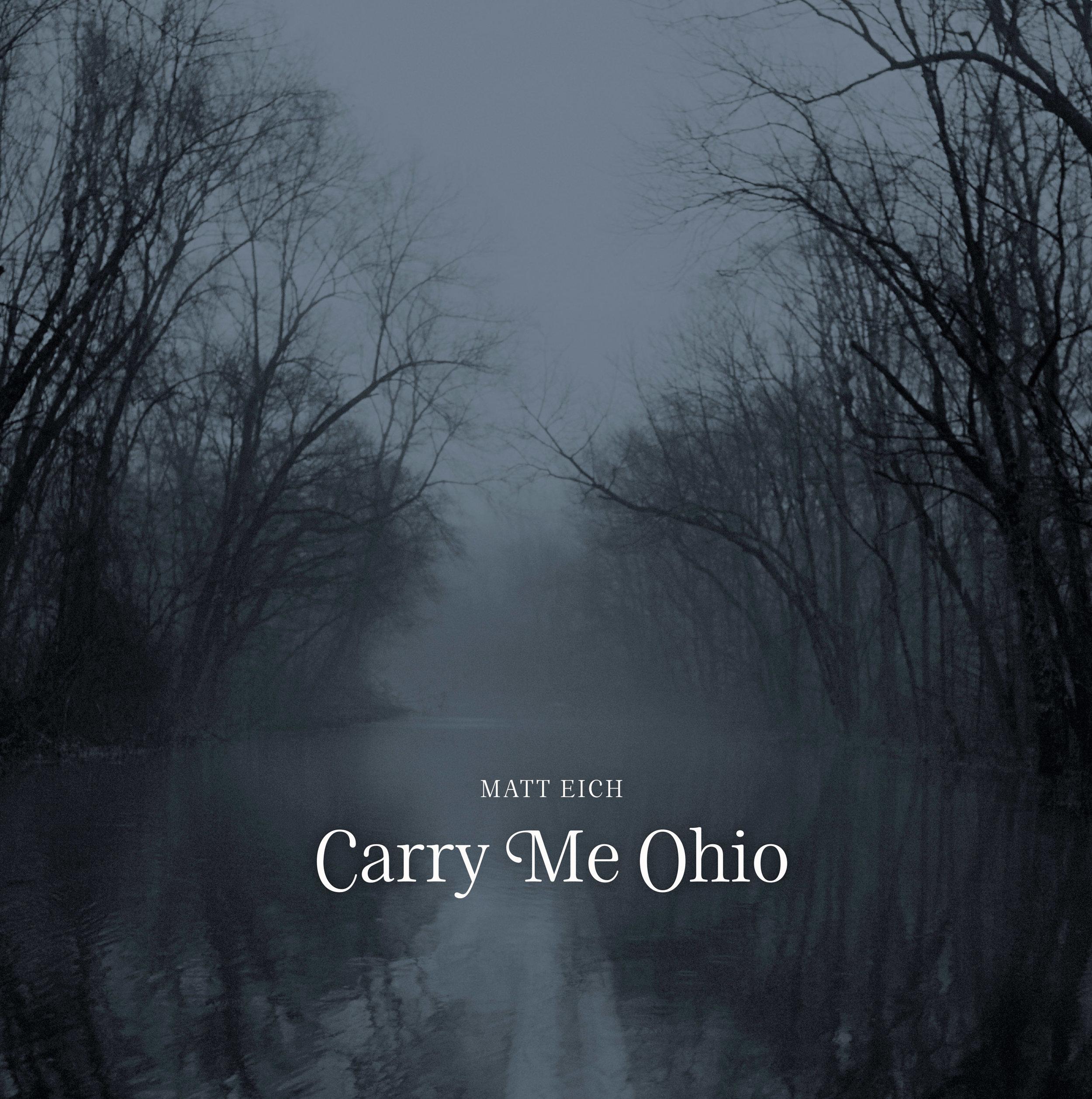 Carry Me Ohio  by Matt Eich. Published 2016.