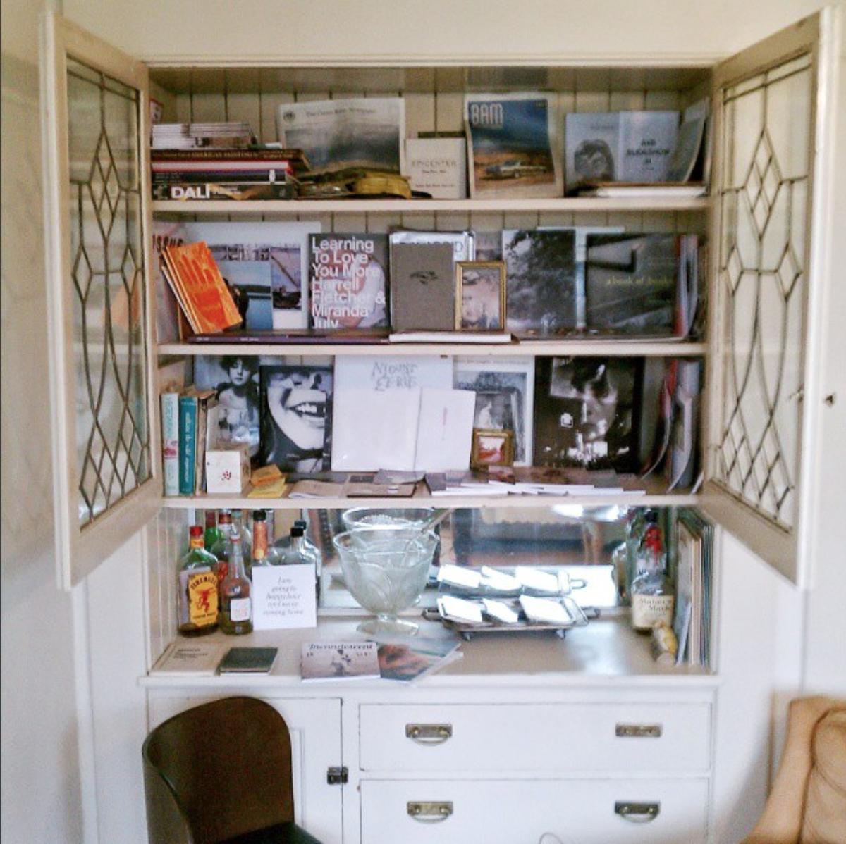Photobooks and zines at  Pine Island Press .