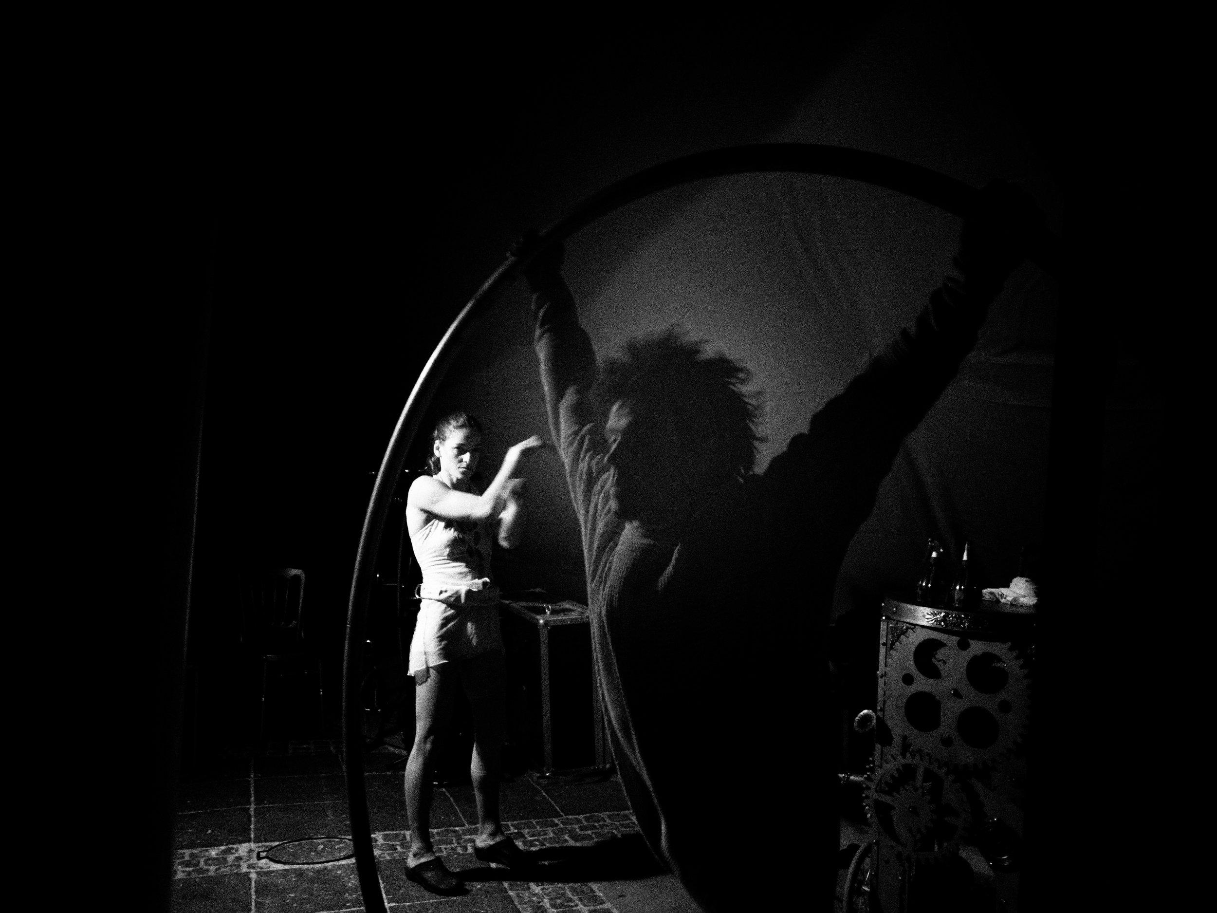 Zirkus ,  Michele Brancati