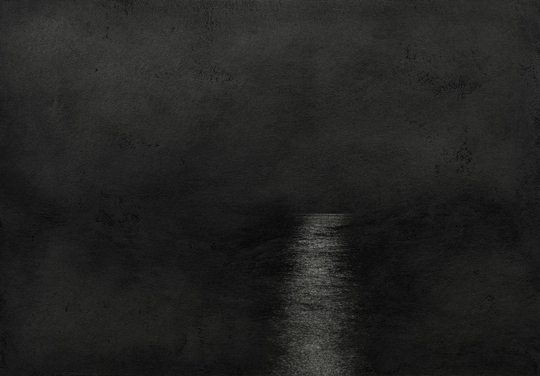 Elegy (Night Sea), 2017 ,  Danielle Dean