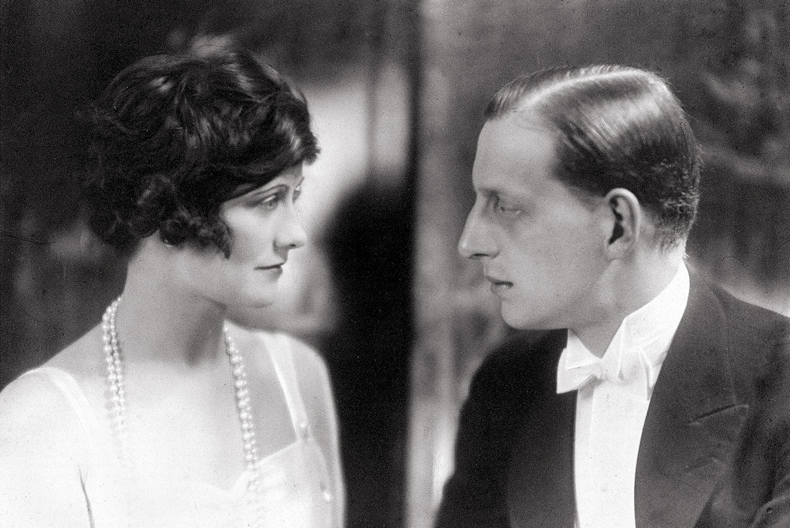 Dmitriy Pavlovich of Russia and Coco Chanel, By Anonymous via Wikimedia Commons