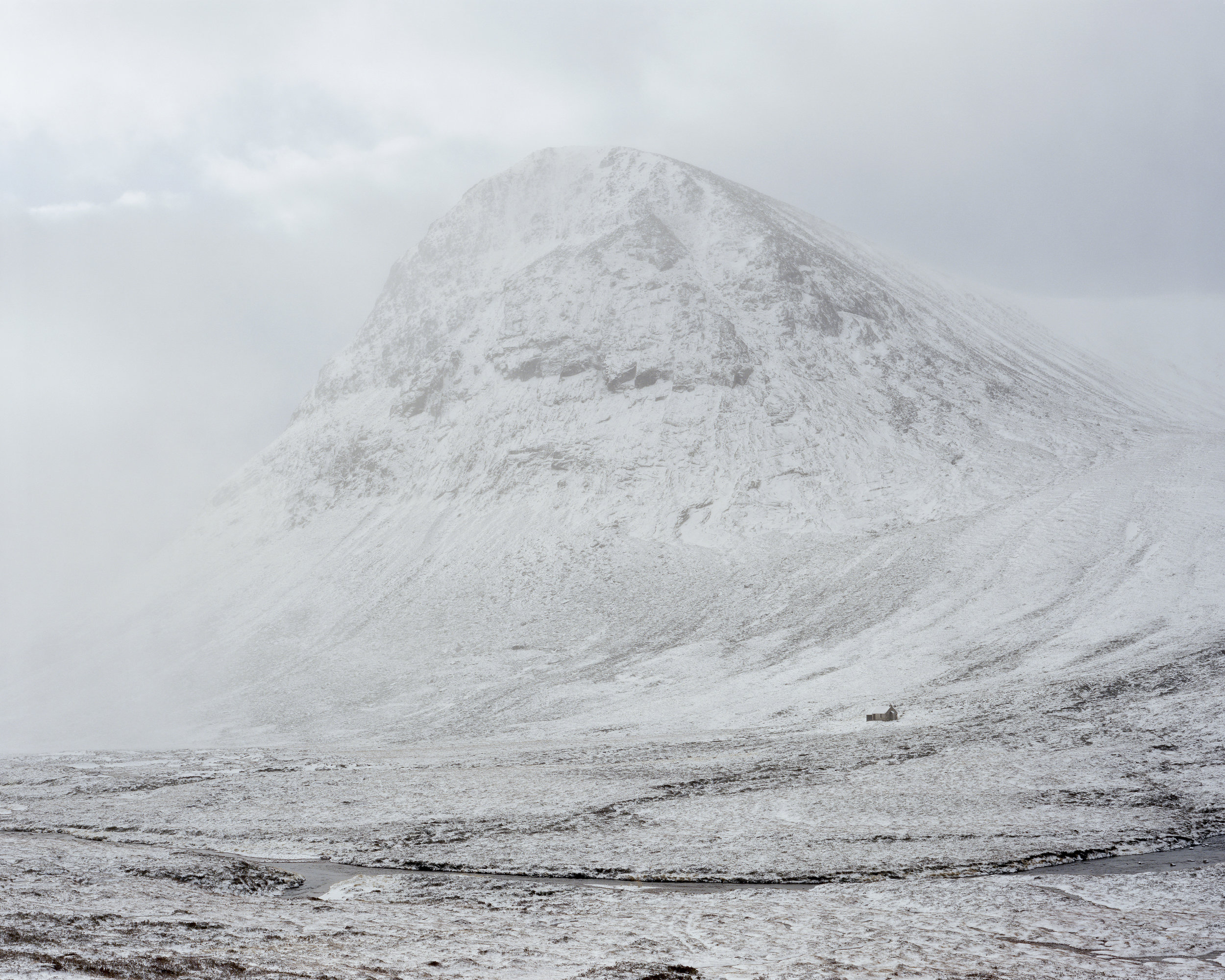 Courrour Bothy and The Devil's Point