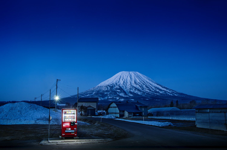 Roadside Light ,  Eiji Ohashi