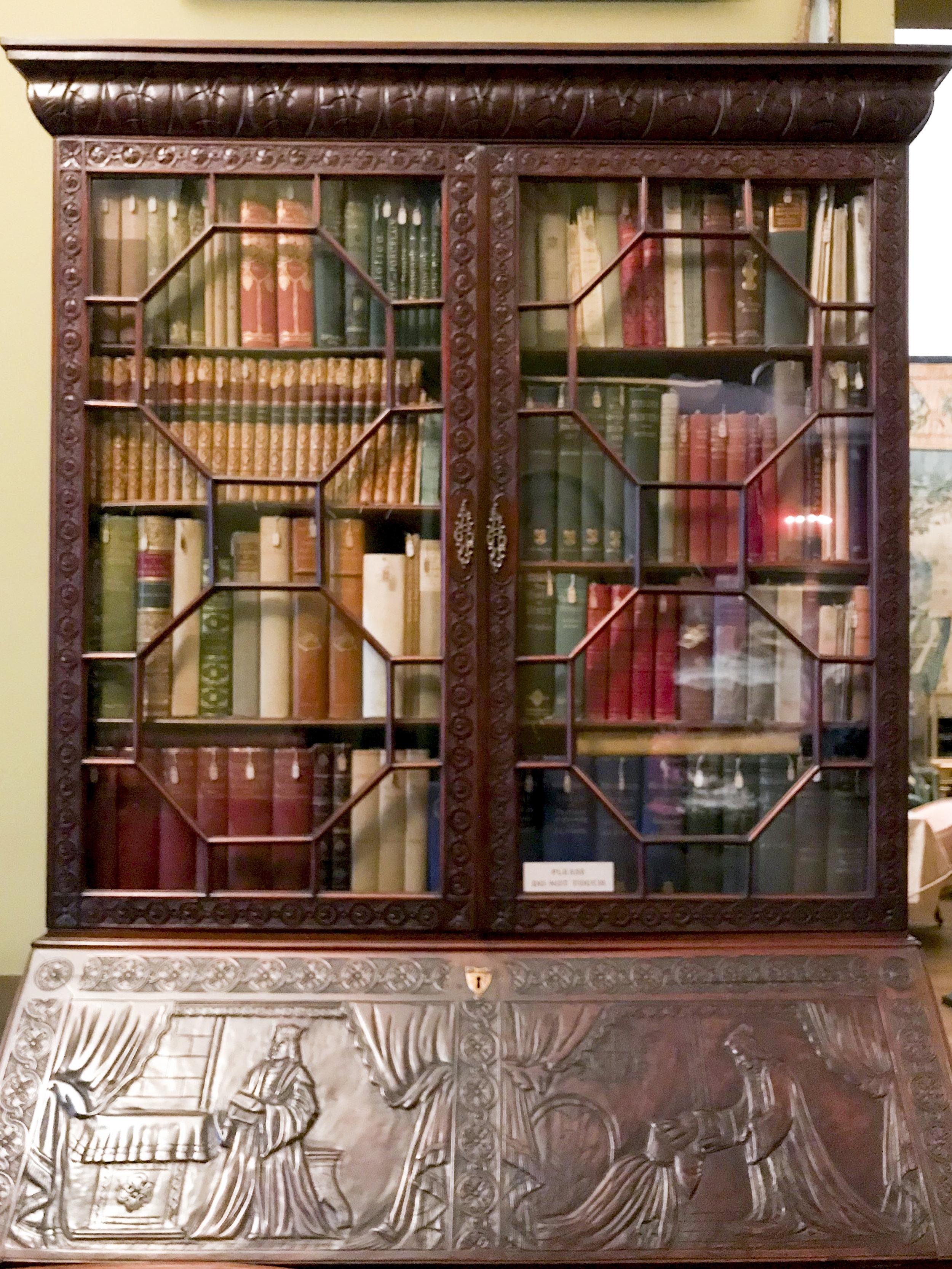 Isabella Stewart Gardner's art criticism collection.