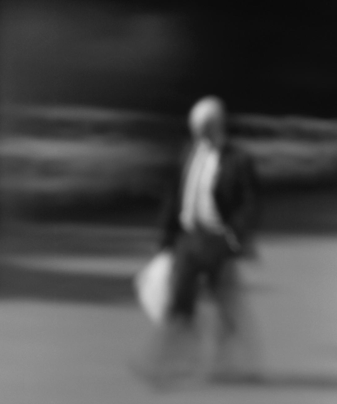 Photograph made with the pinhole camera from the series  Cronopios