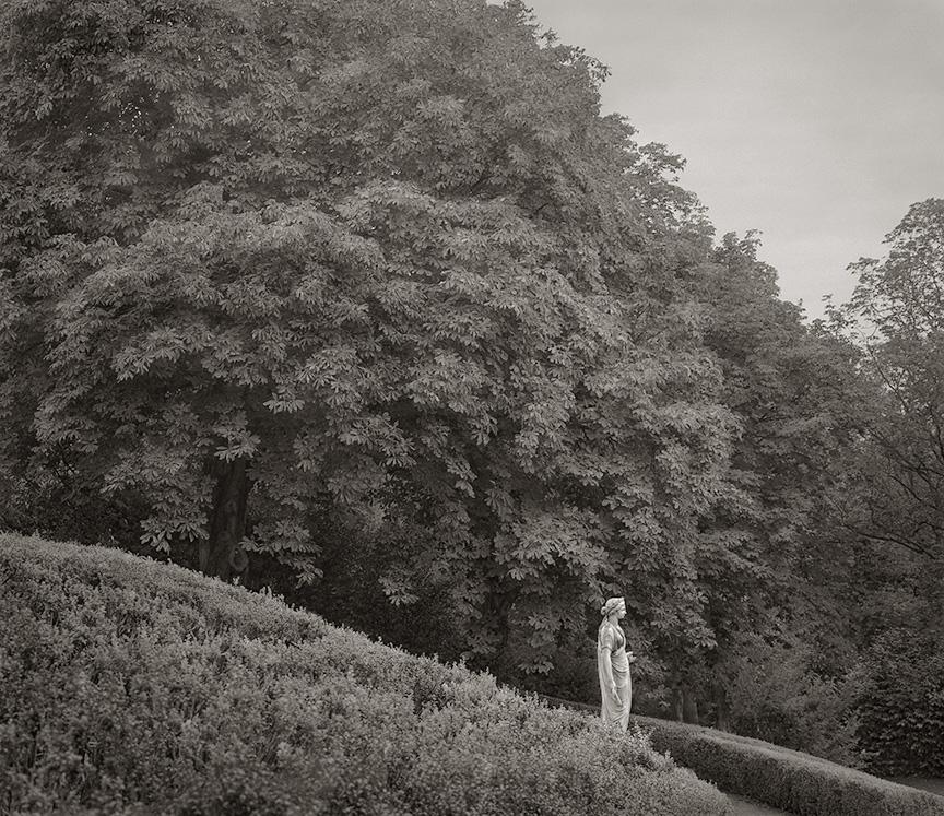 Hillside, Waddesdon Manor ,  Beth Dow