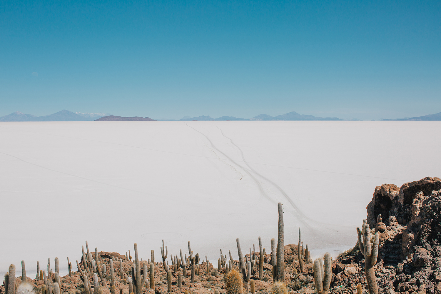 Uyuni  from the series  Moon Kingdom ,  Chiara Zonca