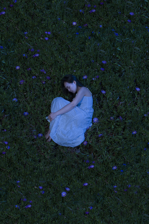 Night Silence, Yun Wang, Aug. 1989 ,  Zhixia Huang