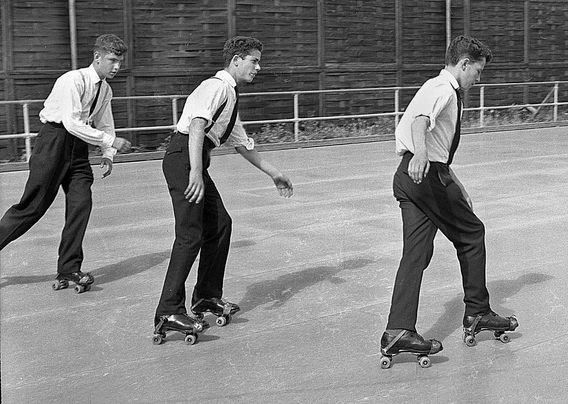 Roller Skates, c. 1960s