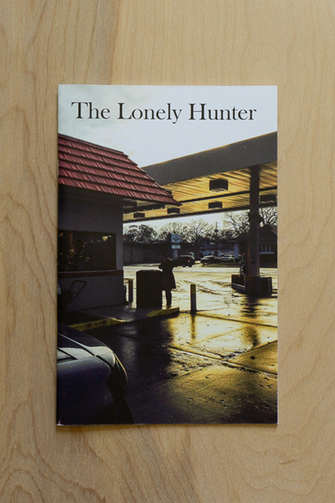 The Lonley Hunter  by Matthew David Crowther