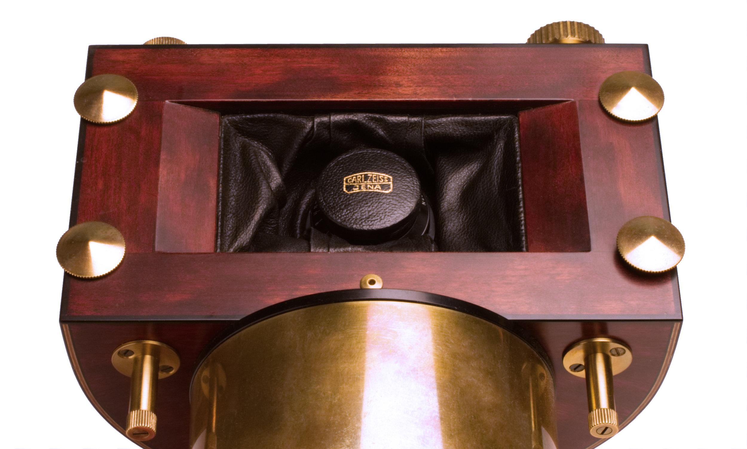 The 'Jules Verne' 6x17 Swing Lens Camera