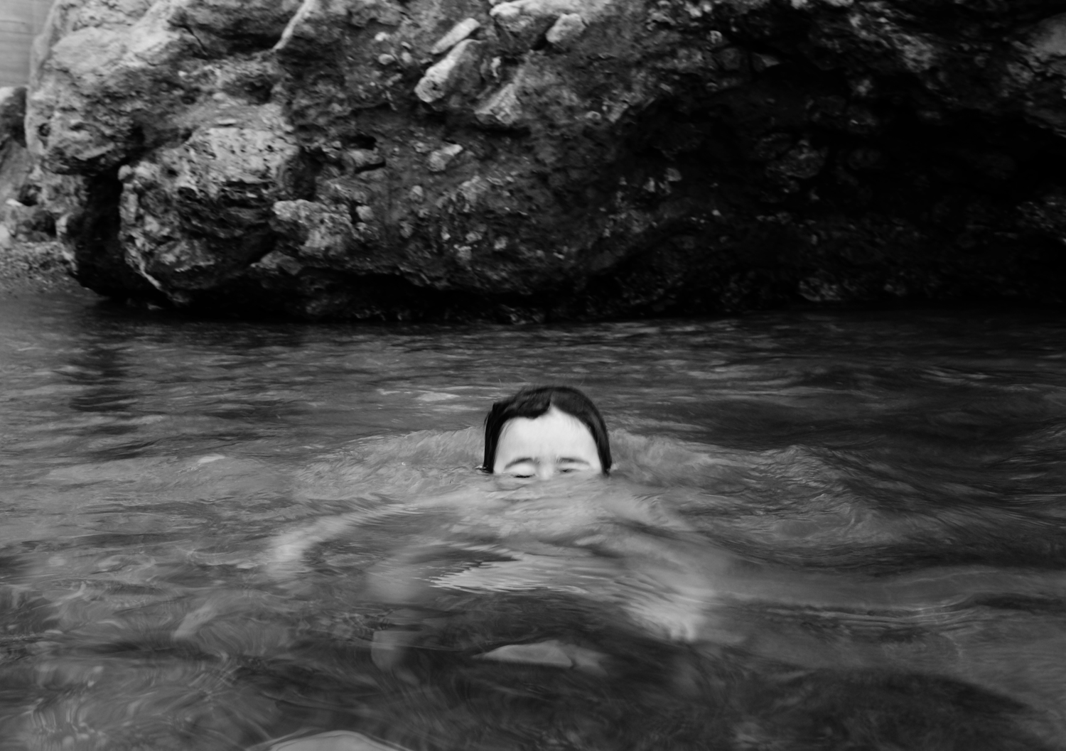 Asphyxia  from the series  18 ,  Michalis Poulas