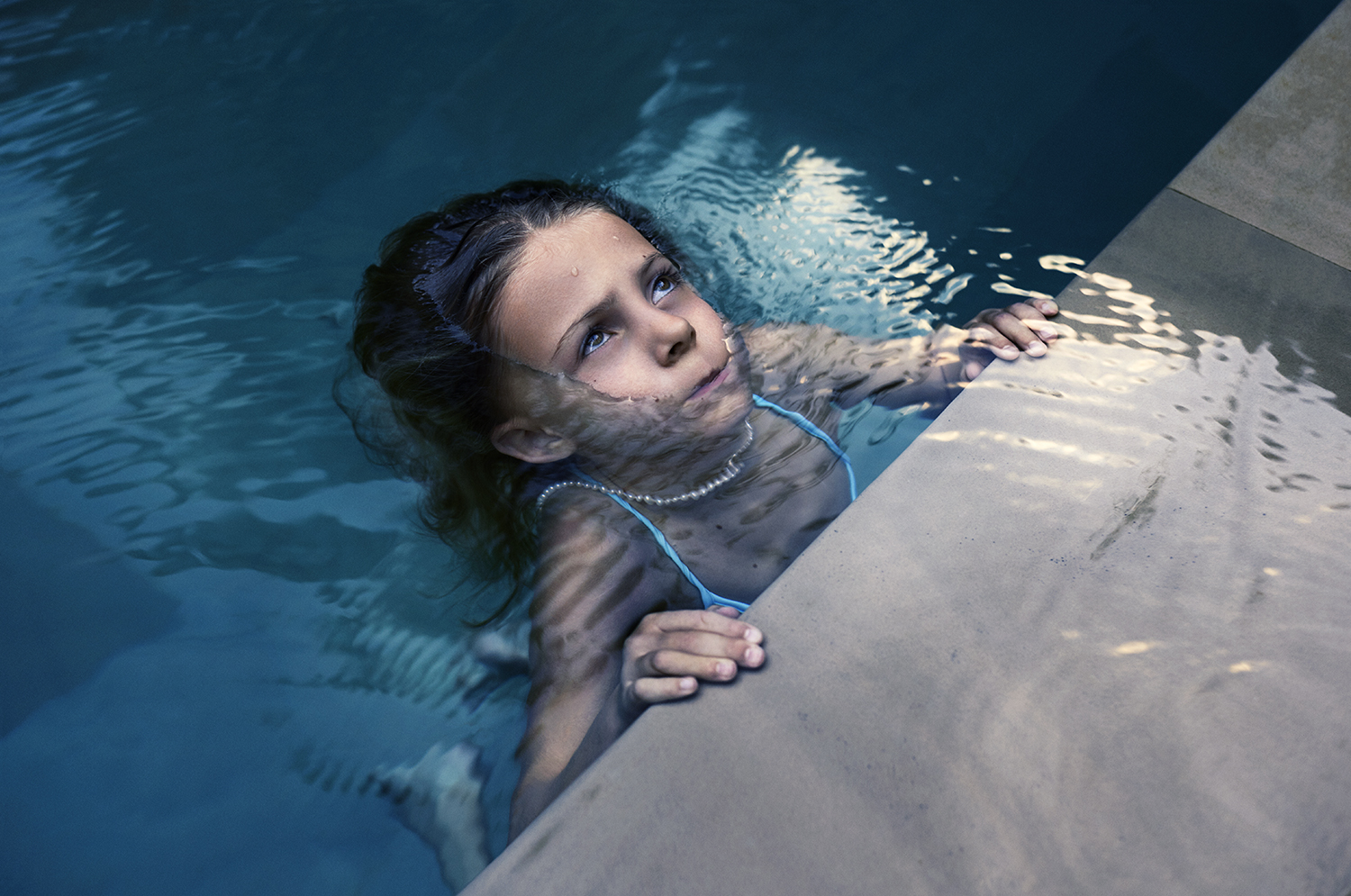 Out of the Blue ,  Aimée Hoving