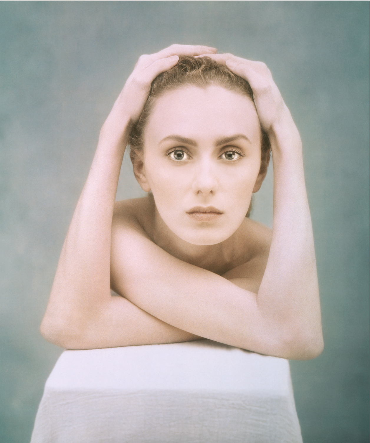 Suzanne in Contortion  from the series  Transformations , 1990