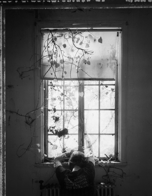 Abandoned ,  Joanna Knox Yoder
