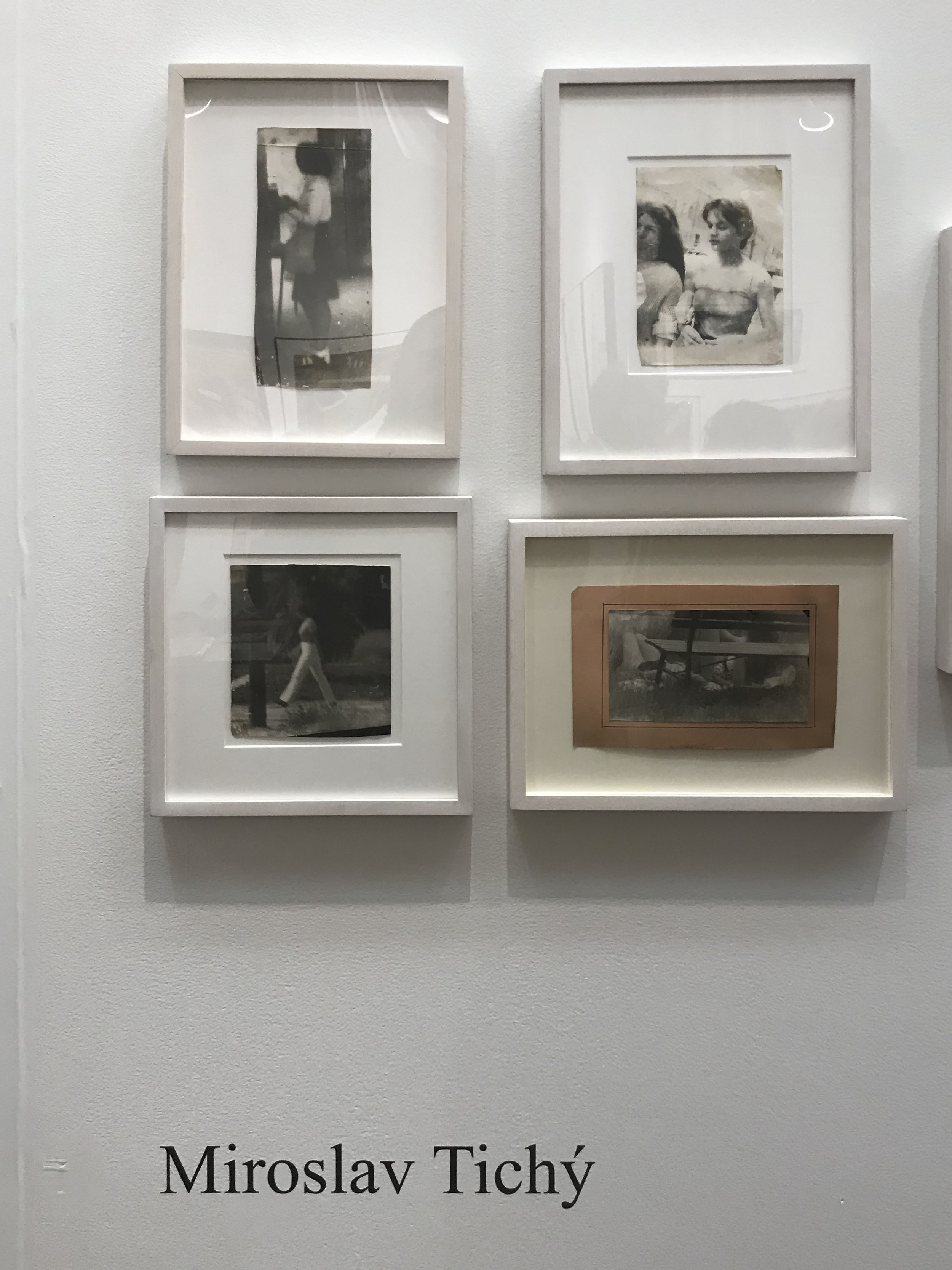 Photos by Miroslav Tichý