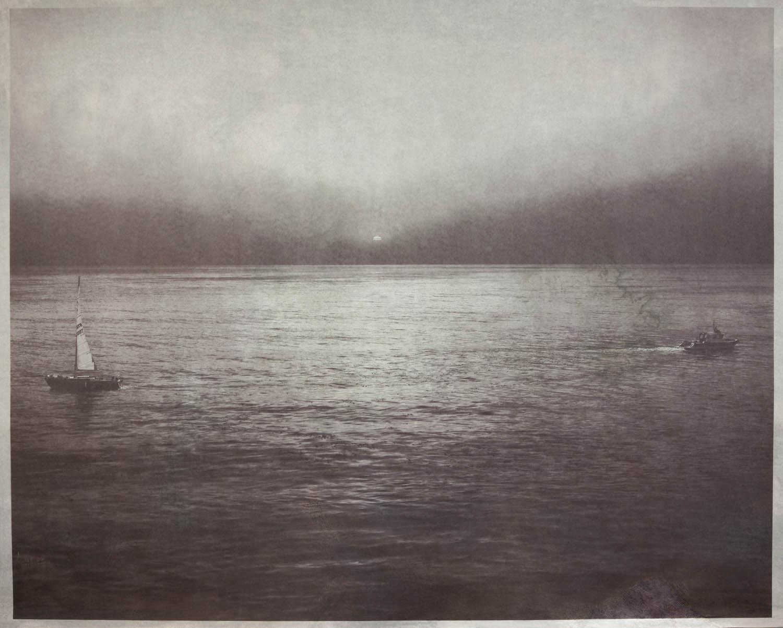 Two Ships Passing, U.S .,  Matthew Brandt