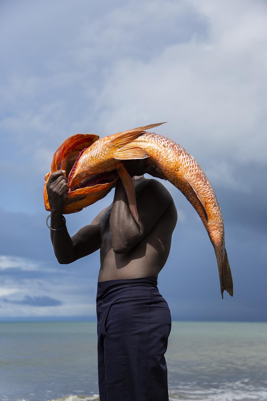 Fisherman ,  Ana Maria Fandiño