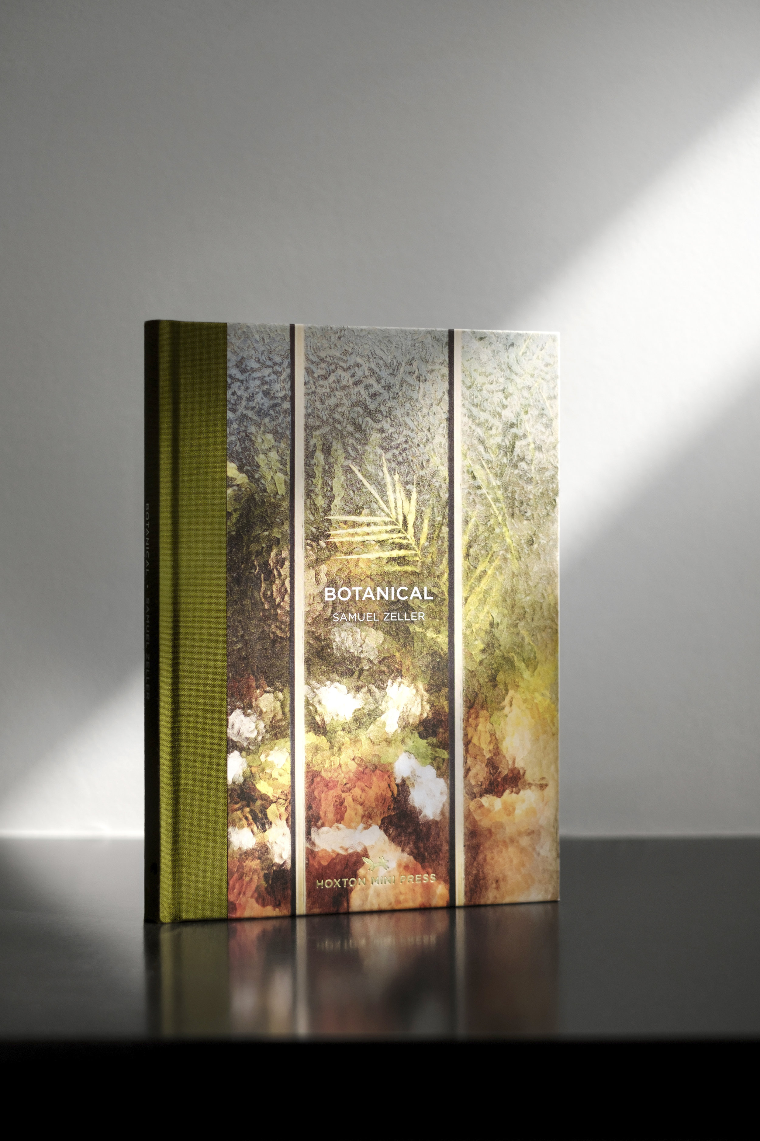 Botanical by Samuel Zeller Hoxton Mini Press, 2018 Hardcover 144pp., £16.95