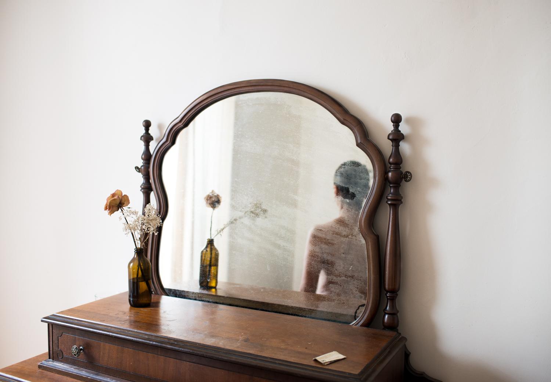 Reflection ,  Josefina F. Moran
