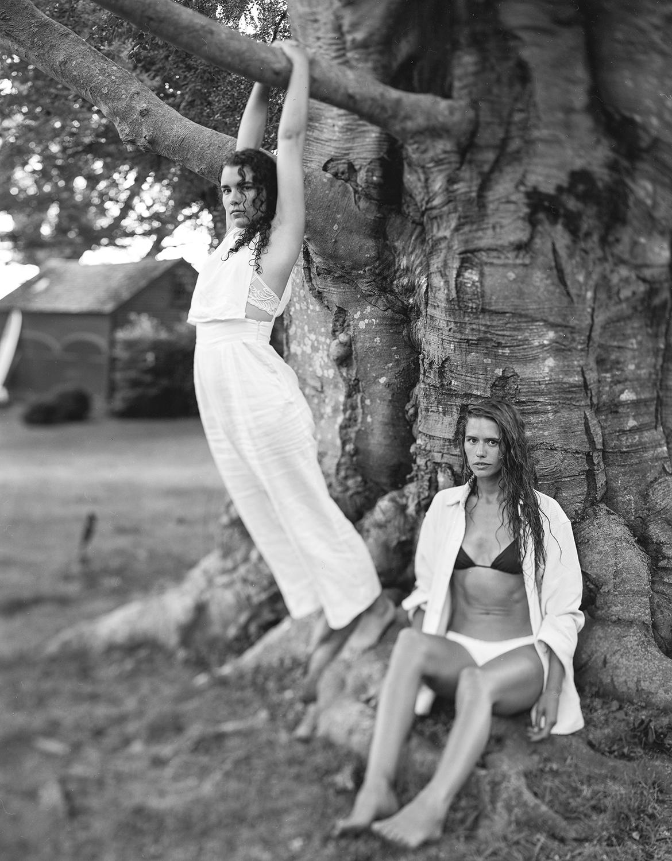 Isabel + Aya on Shelter Island ,  Sophie Schwartz