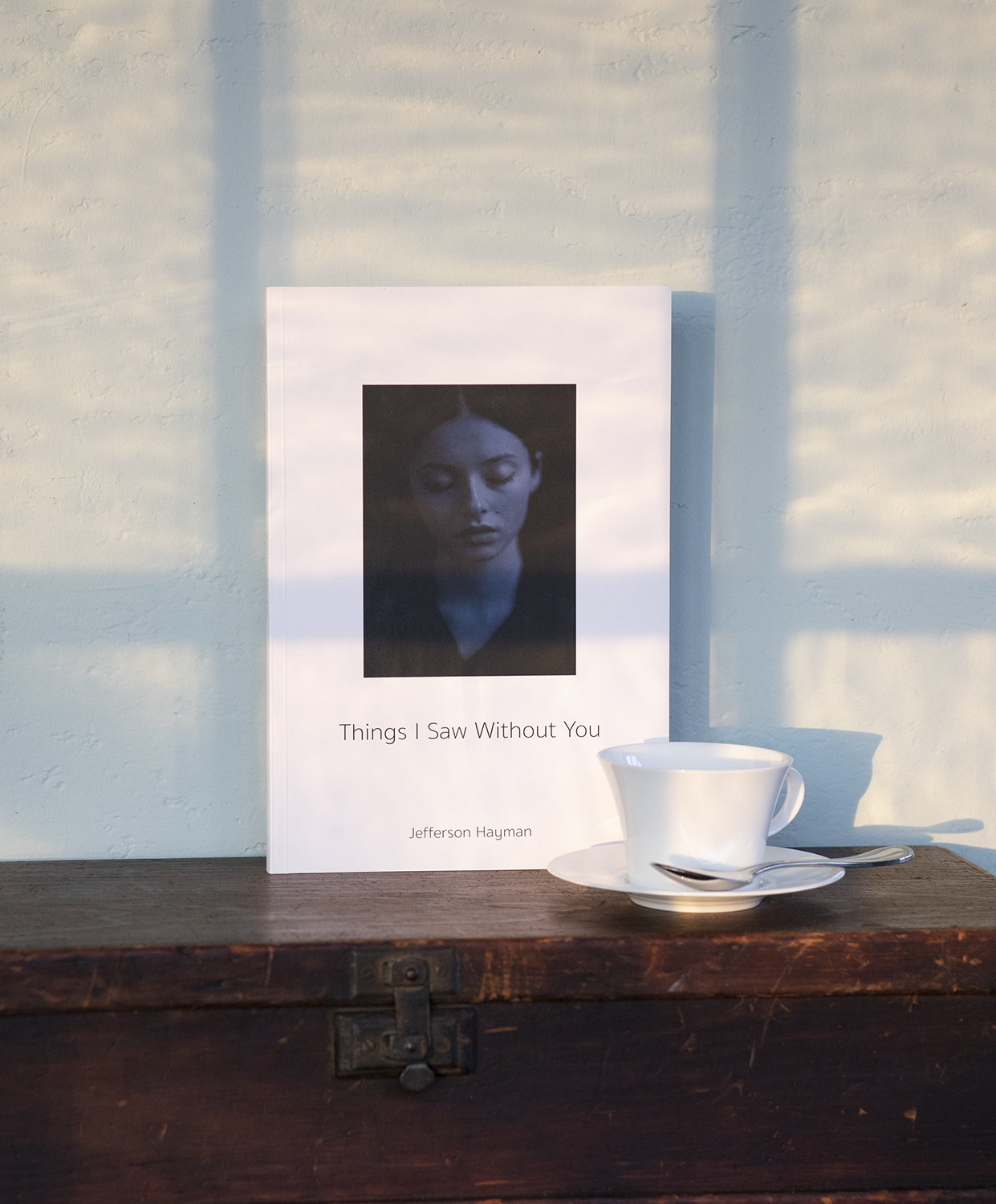 Things I Saw Without You by Jefferson Hayman Self-published, 2018 Softcover 108pp., $60