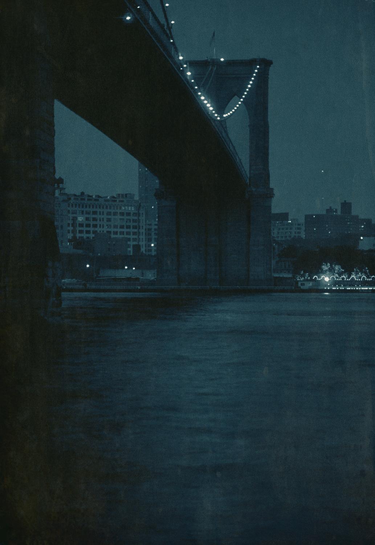 Brooklyn Bridge Nocturne