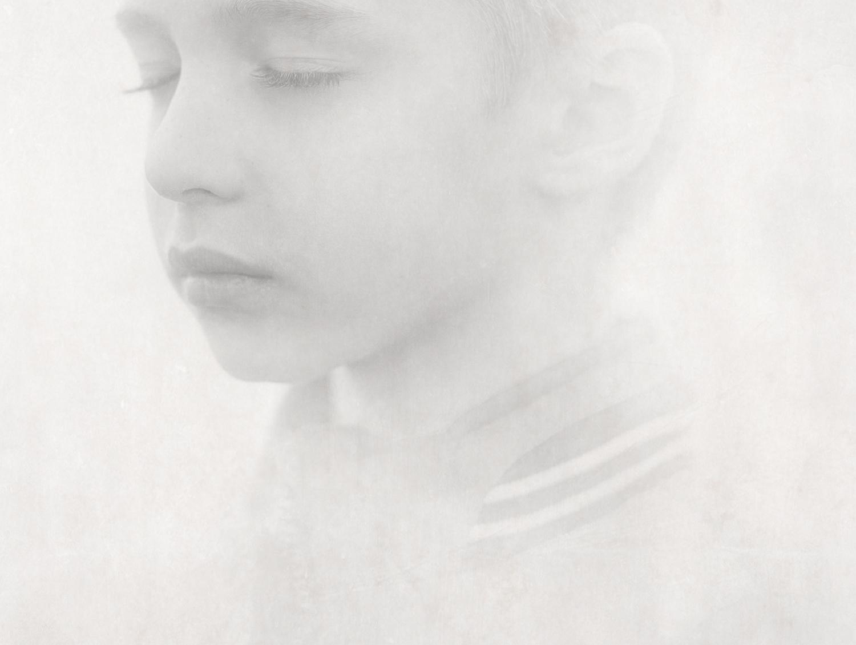 Portrait of My Son Beckett