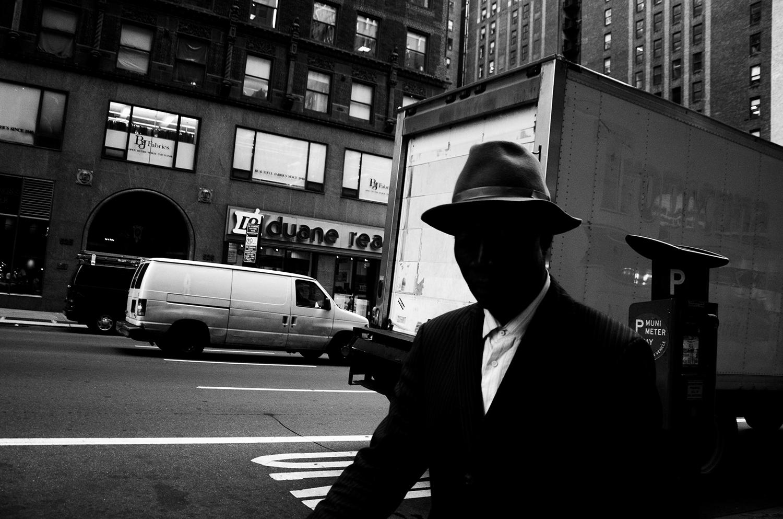 Eighth Avenue, New York, 2013 ,  Fernando Villela