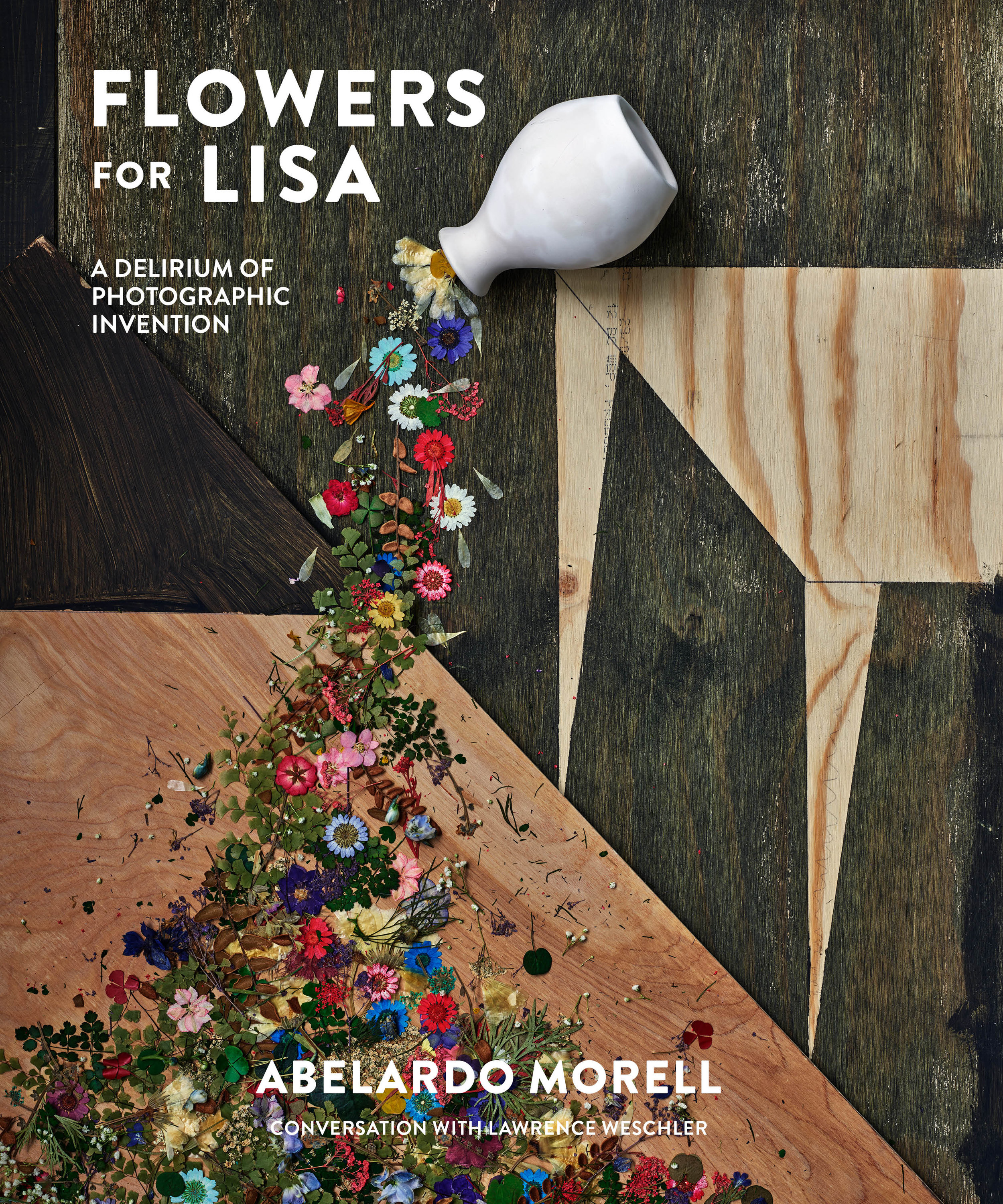 Flowers for Lisa by Abe Morell Abrams, 2018 Hardcover 144pp., $60